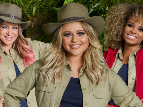 Emily Atack's mum lets slip I'm A Celebrity star already knows Rita Simons and Fleur East