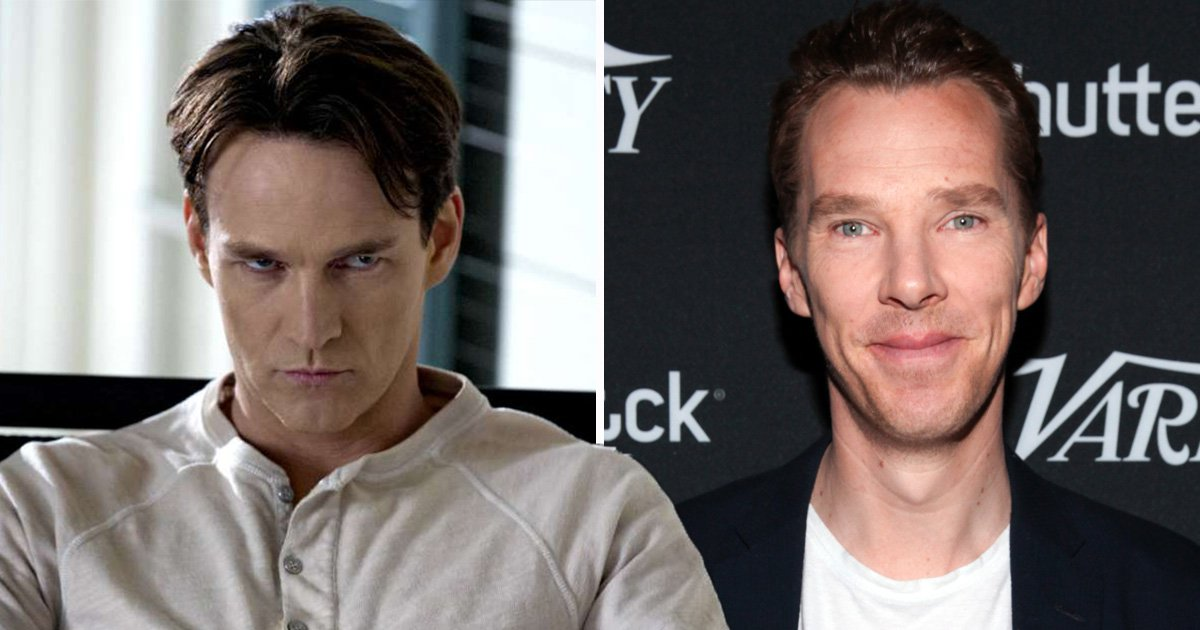 Benedict Cumberbatch narrowly missed out on playing Bill Compton in True Blood