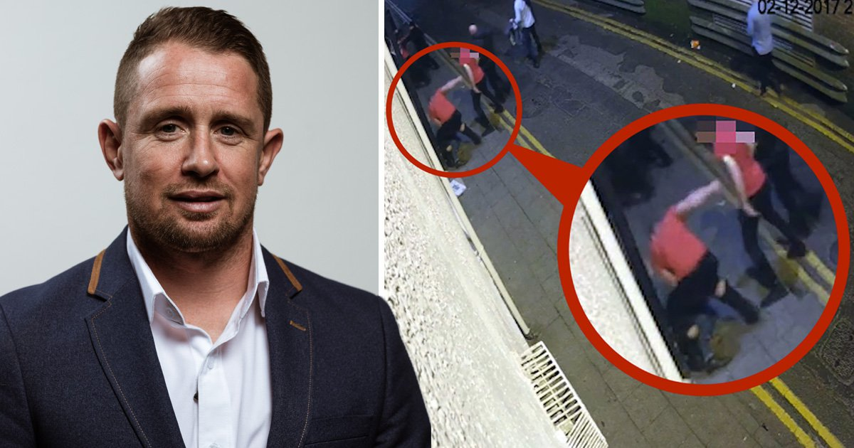 Bouncers found guilty of attacking rugby legend Shane Williams in nightclub