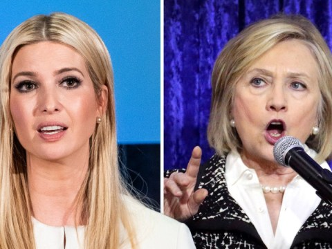 Ivanka Trump 'made same email blunder her dad wanted Hillary Clinton jailed for'