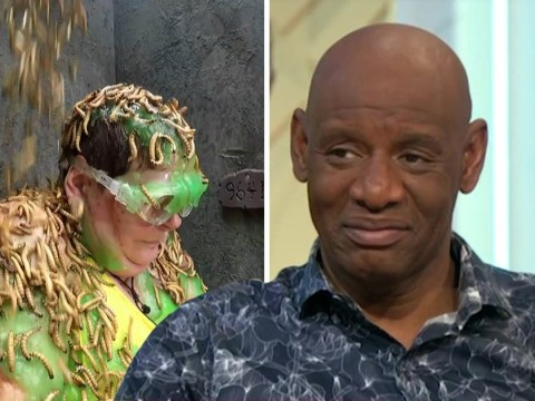 Anne Hegerty's The Chase co-star Shaun Wallace struggled to watch that Bushtucker trial on I'm A Celebrity too