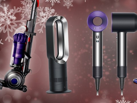 What deals can you get on Dyson vacuum cleaners, hairdryers and fans this Black Friday?