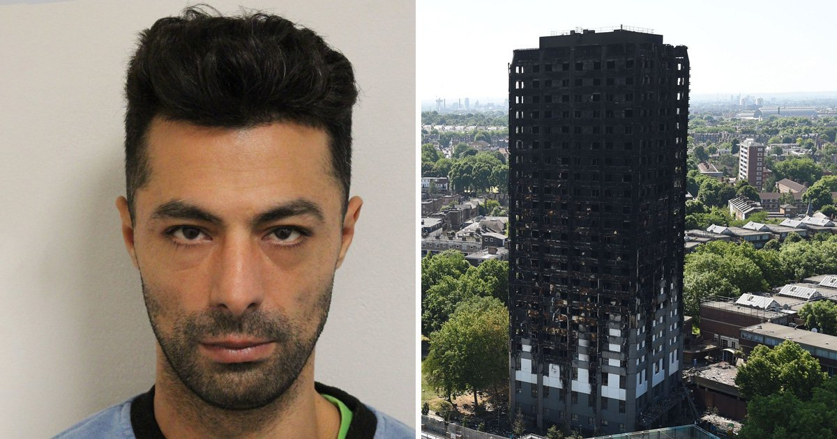 Con artist stole £100,000 from Grenfell fund saying he lived with family who died
