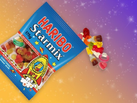 This is why you never get enough cola bottles in a bag of Haribo