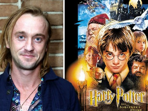 Tom Felton reveals adorable reason why he's only watched Harry Potter once