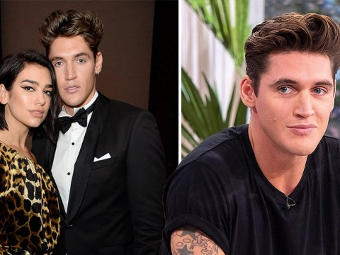 Dua Lipa's supermodel boyfriend Isaac Carew makes This Morning debut as new TV chef – the internet reacts accordingly