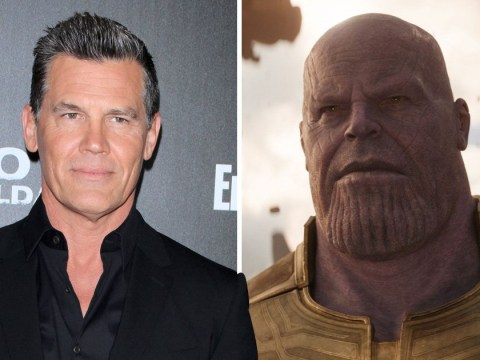 Thanos was 'totally satisfied' following that Avengers: Infinity War final scene says Josh Brolin