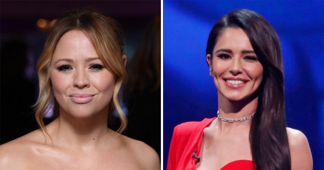 Kimberley Walsh defends Cheryl as her song actually goes up in the charts