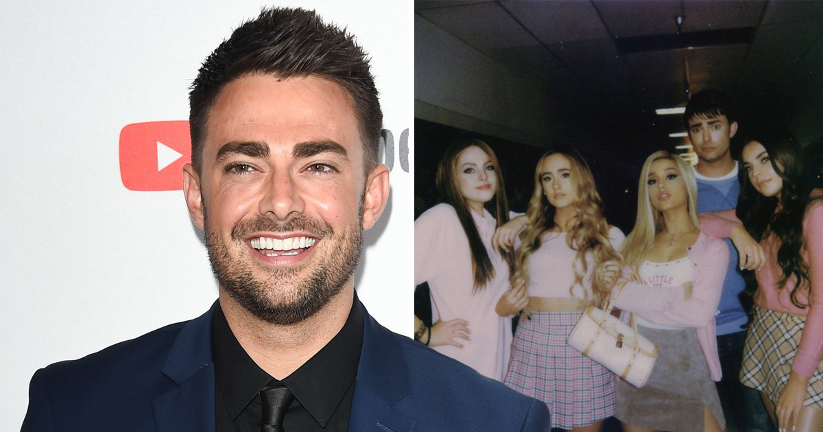 The real Aaron Samuels from Mean Girls will break hearts in Ariana Grande's Thank U, Next video