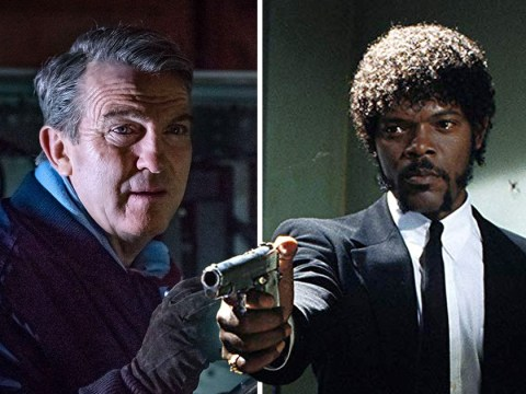 Doctor Who's Graham drops epic Pulp Fiction reference and fans are absolutely loving it