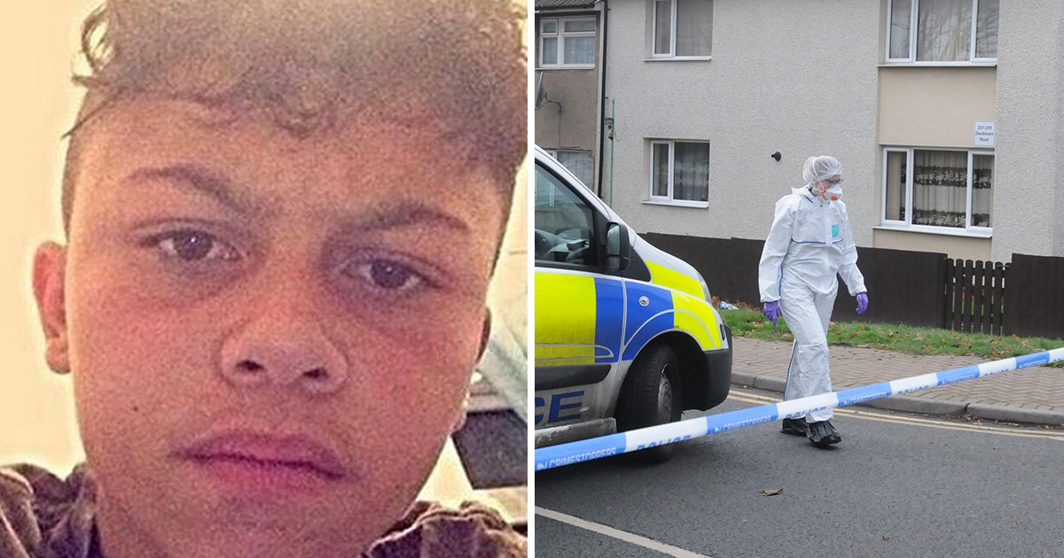 Boy, 16, was stabbed to death 'because of his postcode'
