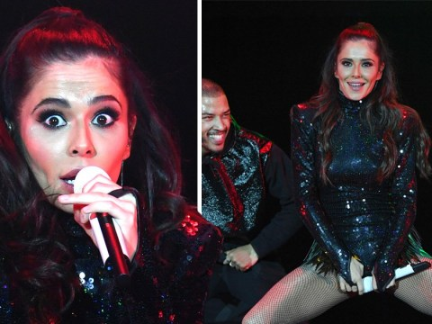Cheryl makes defiant arena stage comeback despite Love Made Me Do It backlash