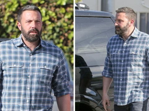 Ben Affleck heads to church with his children after ex Jennifer Garner steps out with new boyfriend
