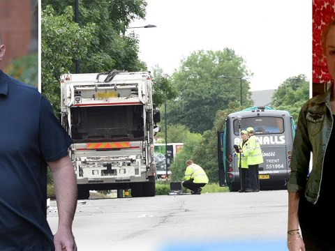 Bin Lorry driver who killed girl, 14, by crashing into school bus is jailed