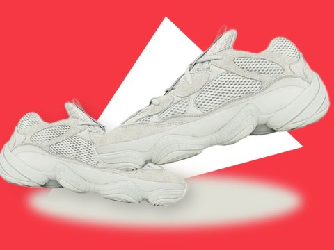The Adidas Yeezy 500 Salt is dropping, weeks after Sesame sold out