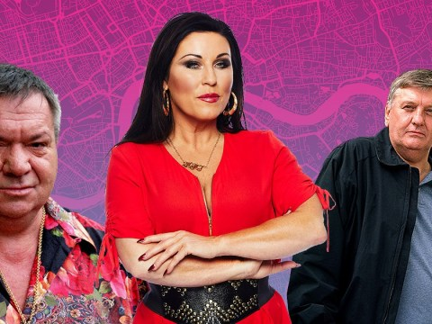 Who was Kat Slater's Uncle Harry in EastEnders and what happened?