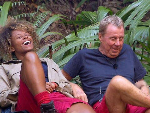 I'm A Celebrity's Harry Redknapp delights as he learns about 'grinding' and 'peng tings'