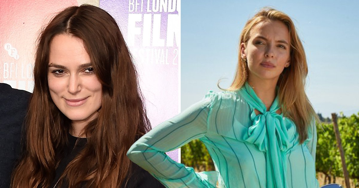 Killing Eve's Jodie Comer reacts to 'jealous' Keira Knightley wanting to play Villanelle