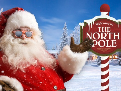Where does Santa Claus live, where is Lapland and where is the north pole?