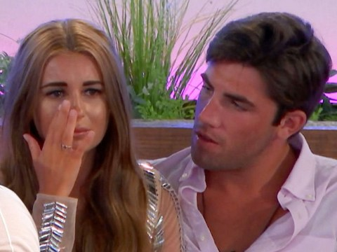 Love Island's Dani Dyer admits she 'f*cked up' after prematurely announcing Jack Fincham 'split'