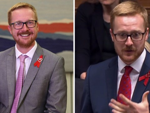 Labour MP praised for announcing he is HIV positive during Commons debate