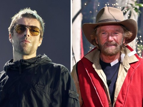 Liam Gallagher leads the nation's shock as Noel Edmonds is booted off I'm A Celebrity