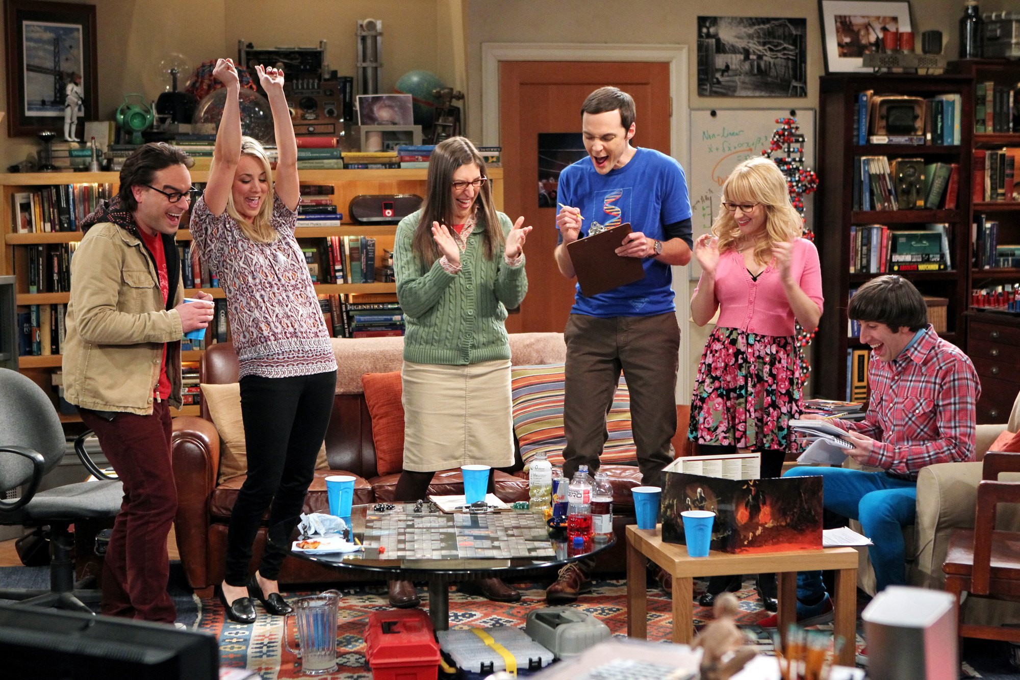 The Big Bang Theory cast could still make an eye-watering $10 million a year after final episode from reruns alone
