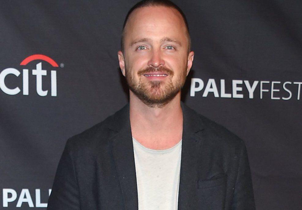 6 September 2018. NETFLIX: PaleyFest Fall TV Previews 2018 held at the Paley Center for Media, Los Angeles, CA. USA Here, Aaron Paul Credit: GoffPhotos.com Ref: KGC-11