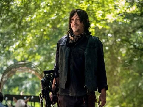 When does The Walking Dead return from its mid-season break?