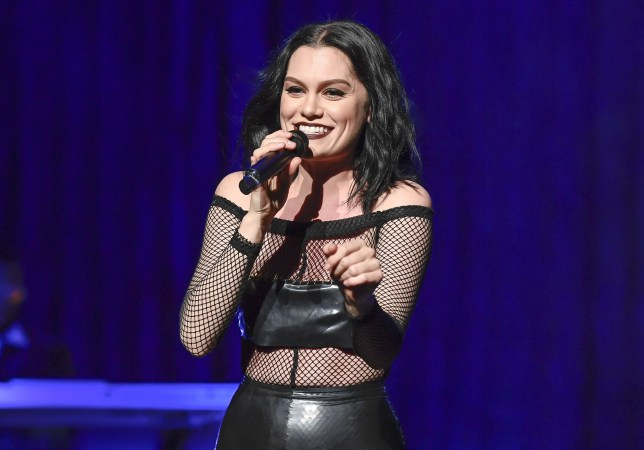 SAN FRANCISCO, CA - OCTOBER 01: Singer Jessie J performs at The Warfield Theater on October 1, 2018 in San Francisco, California. (Photo by Steve Jennings/WireImage)