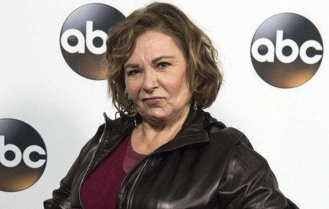 "(FILES) In this file photo taken on January 08, 2018, actress Roseanne Barr attends the Disney ABC Television TCA Winter Press Tour in Pasadena, California. - Roseanne Barr's character was killed off on ""The Conners,"" the spin-off TV show created after she was fired for a racist tweet -- and she is not pleased. ""I AIN'T DEAD BITCHES!!!!"" the actress, known for her frankness, wrote on Twitter after the premiere of the new sitcom on ABC. Barr sparked controversy in late May when she took aim at Valerie Jarrett, a black former advisor to ex-president Barack Obama, by calling her an ""ape."" The 65-year-old actress apologized but it was too late. (Photo by VALERIE MACON / AFP)VALERIE MACON/AFP/Getty Images"