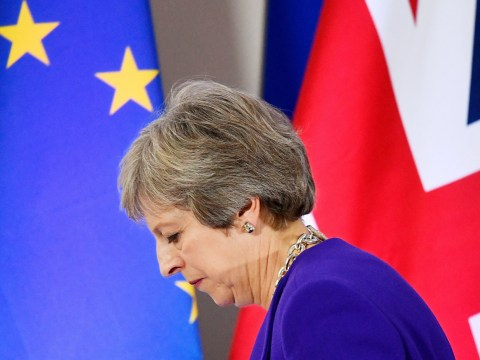 Theresa May on verge of 'total surrender' with time running out for Brexit