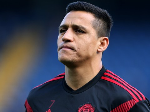 Alexis Sanchez and Eric Bailly in Manchester United squad for Brighton clash