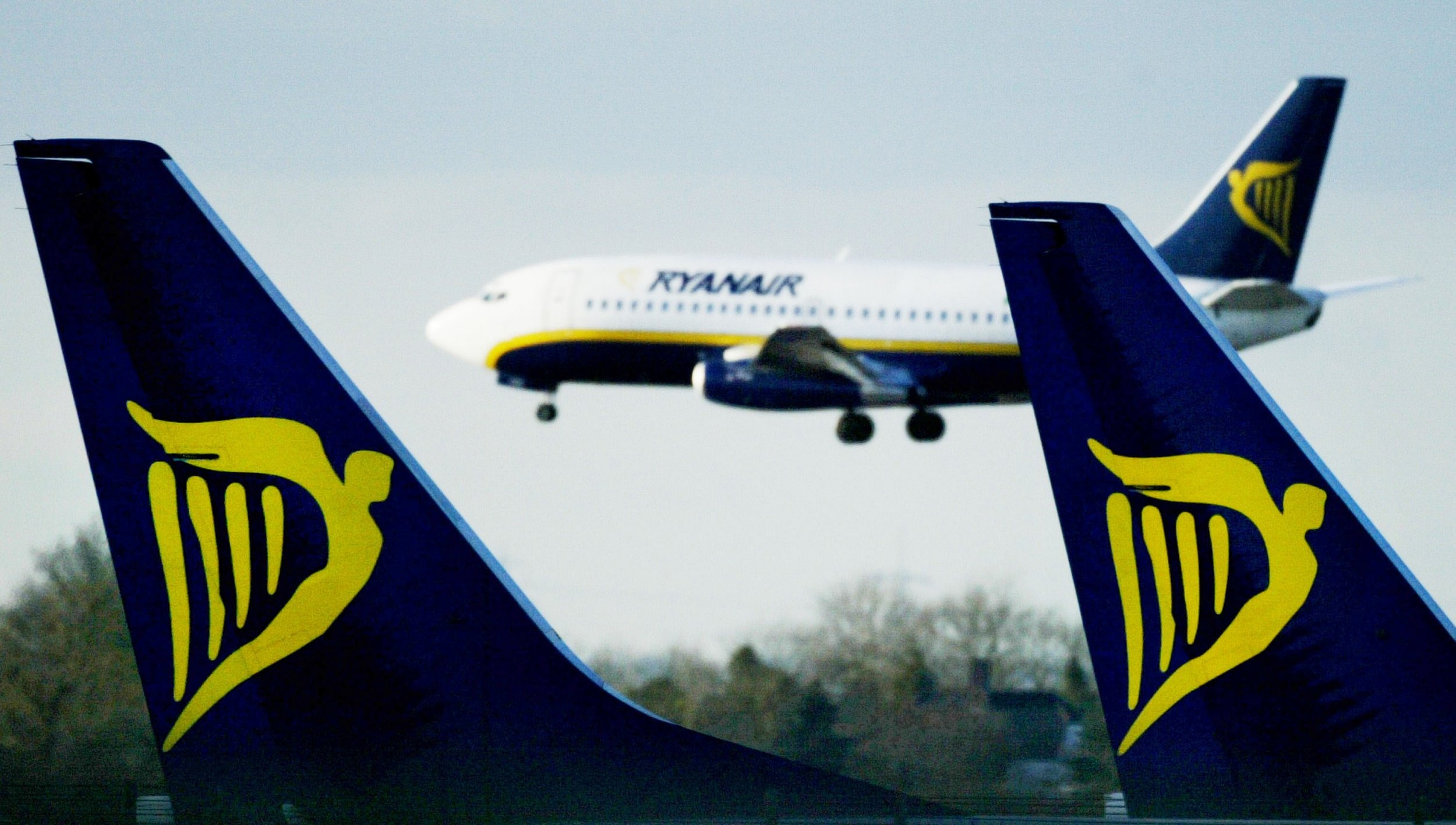 Ryanair planes 'nearly involved in mid-air crash over Spain'