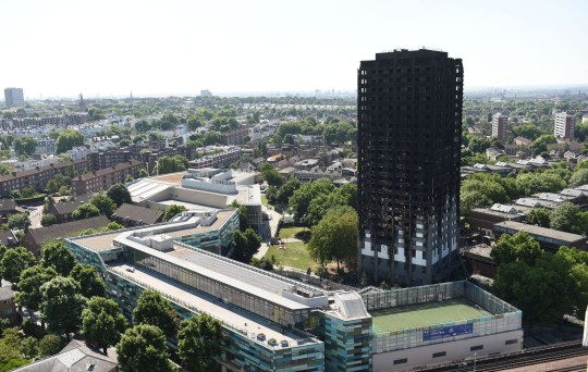 File photo dated 17/06/17 of Grenfell Tower. Proposals to make high-rise flats safer in the wake of the Grenfell Tower inferno will be published amid fears the 10-month probe will fail to deliver crucial reforms.