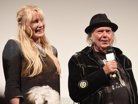 Neil Young confirms he did in fact marry Daryl Hannah after months of speculation