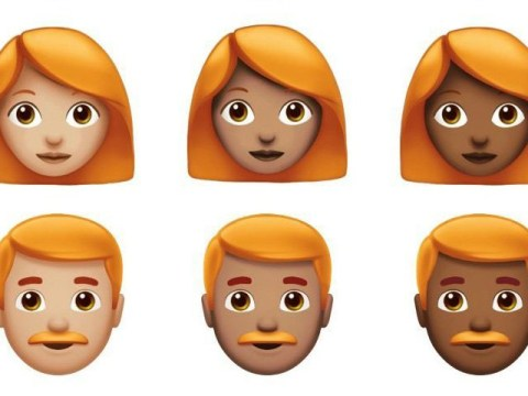 The ginger emoji is finally available on iPhone
