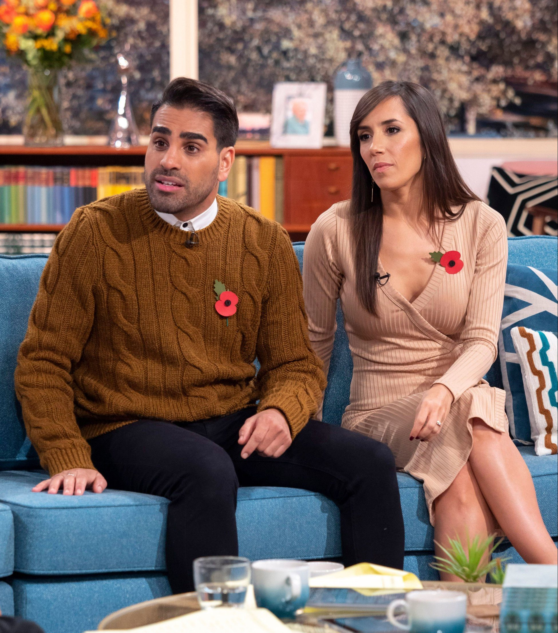 Editorial use only Mandatory Credit: Photo by Ken McKay/ITV/REX (9955016ae) Dr Ranj and Janette Manrara 'This Morning' TV show, London, UK - 01 Nov 2018 From the green room to the dance floor, our very own Dr Ranj & his dancing partner Janette Manrara join us in the studio to discuss everything on Strictly from anxiety struggles to starting on a high to ending up in the bottom of the leaderboard last week. But despite their recent low scores, the pocket rockets are determined to turn their fortunes around.
