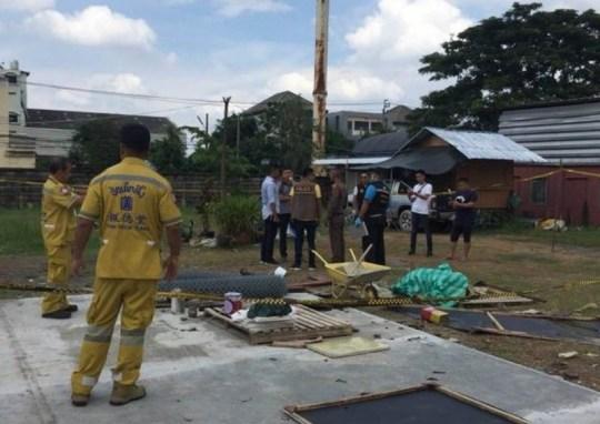 Bangkok vegetarian restaurant killed customer and served him to other diners