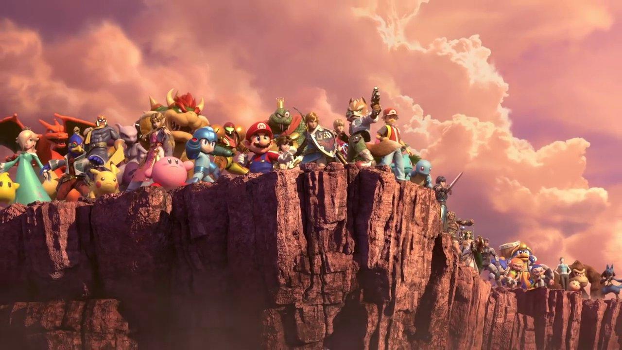 Super Smash Bros. Ultimate - World of Light - Nintendo Switch (Picture: Super Smash Bros./Nintendo)