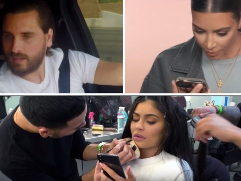 Kardashian sisters freak out as news of Tristan Thompson's cheating scandal breaks during KUWTK filming