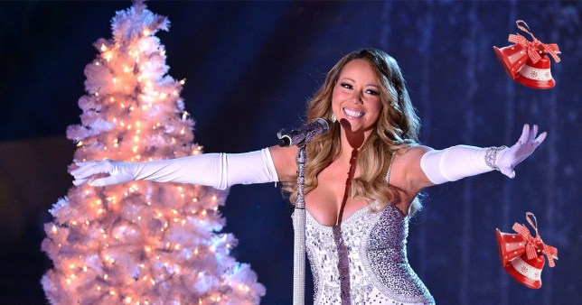 Back To Christmas.Mariah Carey S All I Want For Christmas Is You Is Back In