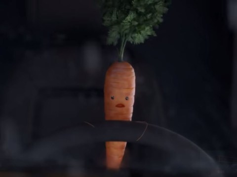 When is Aldi's new Kevin The Carrot Christmas ad debuting on TV?