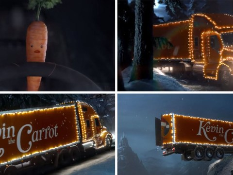People have a lot of thoughts about Kevin the Carrot as Aldi 'copies Coca Cola' in grim Christmas advert