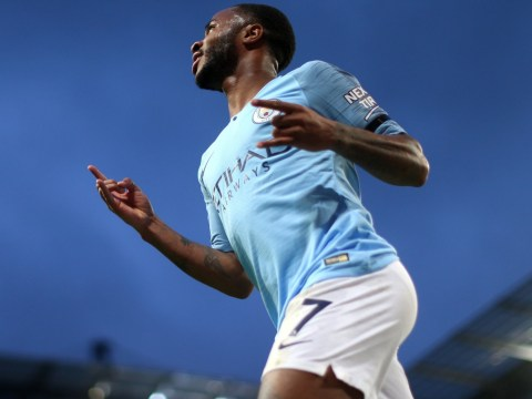 Pep Guardiola sends Manchester City's Premier League rivals Raheem Sterling warning