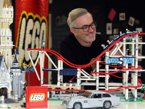 My odd job: To work at Lego, you have to be good at keeping secrets