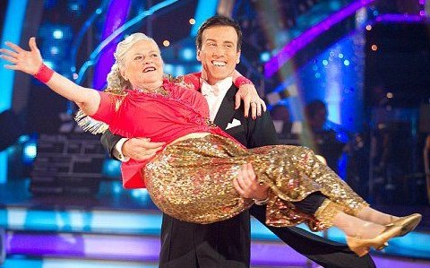 Strictly Come Dancing fans are not happy that 'monstrous' Ann Widdecombe has been confirmed for Christmas special