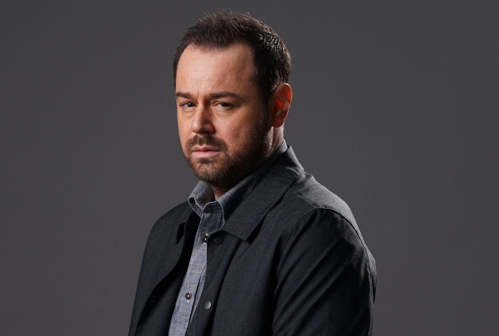 WARNING: Embargoed for publication until 00:00:01 on 22/05/2018 - Programme Name: EastEnders - Portraits 2018 - TX: n/a - Episode: EastEnders - Mick Carter (No. n/a) - Picture Shows: Mick Carter (DANNY DYER) - (C) BBC - Photographer: Kieron McCarron