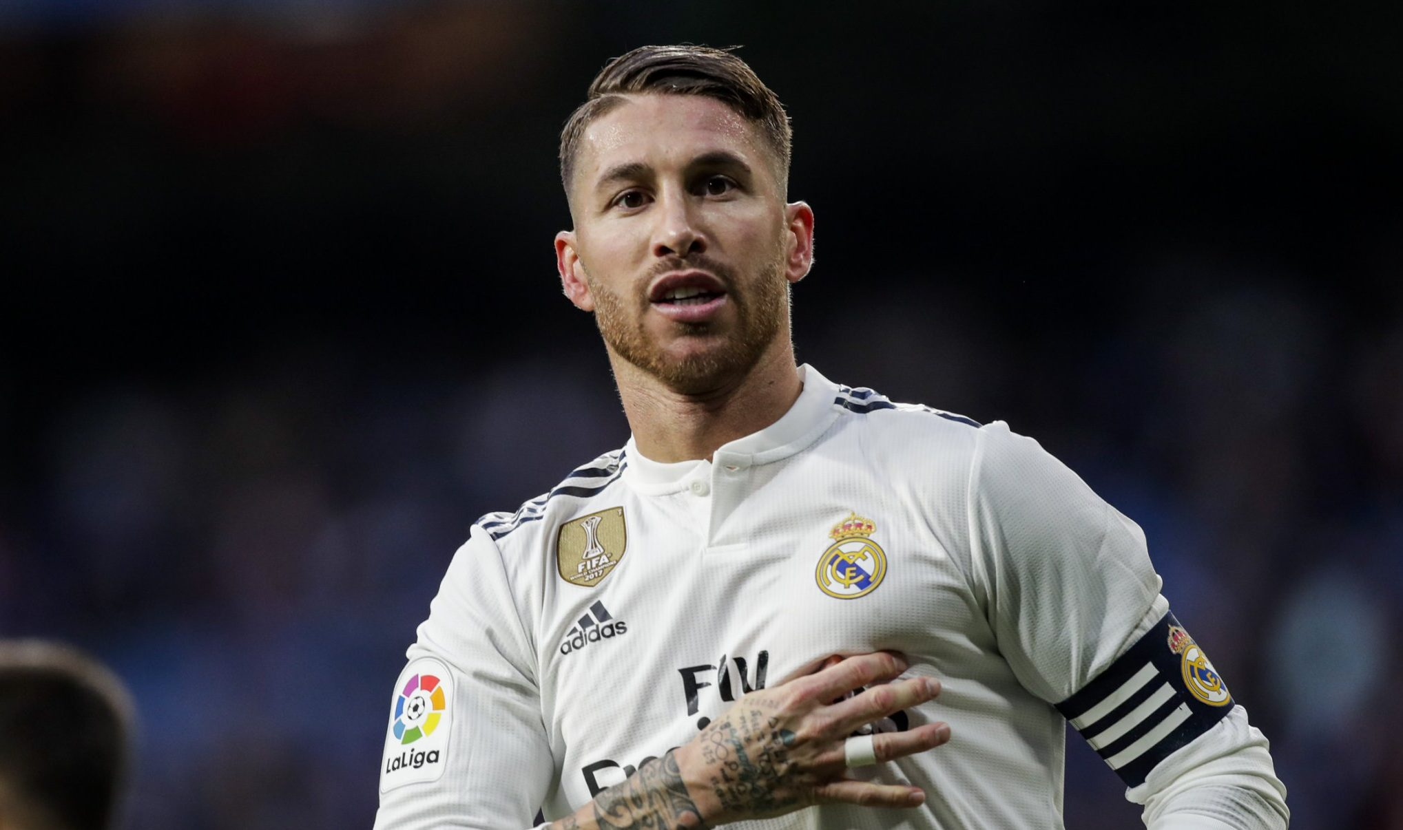 Sergio Ramos accused of failing doping test after Real Madrid beat Juventus in Champions League final