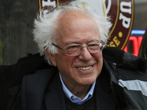 Bernie Sanders hints he'll run for president in 2020 if he thinks he can beat Donald Trump